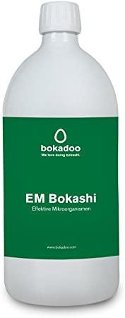 bokadoo EM bokashi 12unidades de 1L