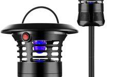 Lámpara electrónica Mosquitos WYMI