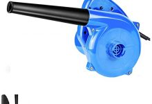 GQ Ventilador Ajustable de Seis velocidades Aspirador doméstico pequeño Soplador de Hojas de Alta Potencia