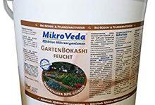 Mikroveda Abono orgánico universal de larga duración para jardín