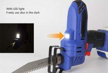 Análisis Sierra eléctrica portátil pequeña para carpintería doméstica profesional HRRH