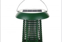Lámpara Mata Insectos Eléctrica HYFZY