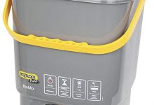 Hozelock Organico Bokashi Cubo para residuos de Cocina 1kg