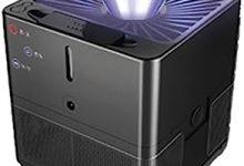 Lámpara LED Anti Mosquitos UV Electrónica ZJHTK