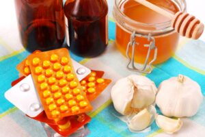 6 antibióticos naturales para las defensas