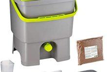 Skaza Exceeding Expectations. Bokashi OrgankoCompostador para Cocina de Plástico Reciclado