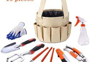 herramienta jardin, Juego de Herramientas, kit herramientas jardin, kit jardineria