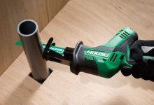 Reseña Sierra eléctrica portátil pequeña para carpintería doméstica profesional HIKOKI