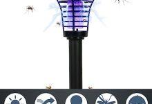 Lámpara Antimosquitos Eléctrica Carejoy
