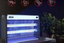 Lámpara LED Mata Insectos CSQHCZS-QWQ