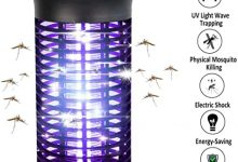 Lámpara Mata Insectos voladores QDWRF