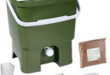 Skaza Exceeding Expectations. Bokashi Starter Set para Residuos de Cocina y Compostaje