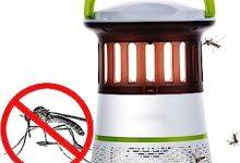 Lámpara electrónica Anti Inséctos WYMI