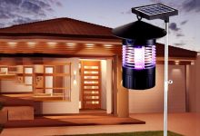 Lámpara Anti Insectos Eléctrica CSQHCZS-QWQ