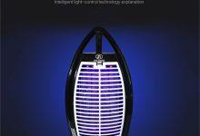 Trampas Asesinas para Insectos UV Zfggd