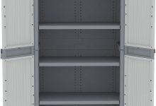 Armario 2 Puertas Especialmente Espacioso con 4 internos Terry