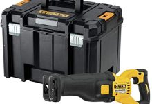 Análisis Sierra eléctrica portátil pequeña para carpintería doméstica profesional DeWalt