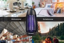 Lámpara Mata Insectos Eléctrica DEKINMAX