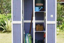 Arcón para Exterior a Prueba de Humedad para Jardines, terrazas, porches Yishelle-sports