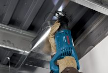 Reseña Sierra sable Vatton con apoyo pivotante profesional Bosch Professional