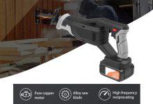 Análisis Sierra Sable eléctrica Recargable con batería de Litio Kecheer