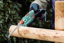 Reseña Sierra de jardín a batería Bosch Home and Garden
