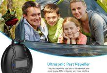 Repelente Ultrasonico Qdreclod