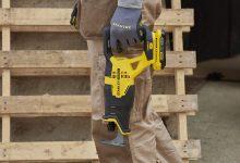 Análisis Sierra eléctrica portátil pequeña para carpintería doméstica profesional Stanley