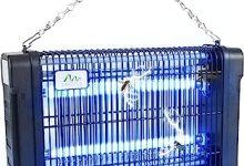 Lámpara Antimosquitos Eléctrica Gardigo