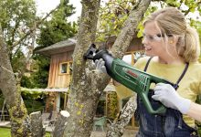 Análisis Sierra sable eléctrica Bosch Home and Garden