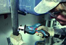 Reseña Sierra eléctrica portátil pequeña para carpintería doméstica profesional Bosch Professional