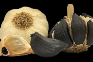 ajo negro, que es ajo negro, como hacer ajo negro, propiedades ajo negro, beneficios ajo negro, jade y relax,